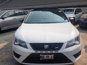 Seat Leon Cupra 2.0 T 2016 Seminuevo