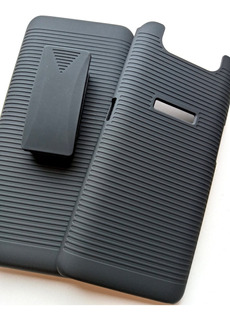 Capa Samsung Galaxy A80 Impacto + Suporte Cintura