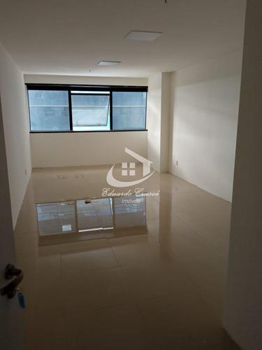 Imagem 1 de 4 de Sala Comercia, Locação, 34 Metros Quadrados, Paralela, 1 Vaga, Excelente Oportunidade! - Sl0101