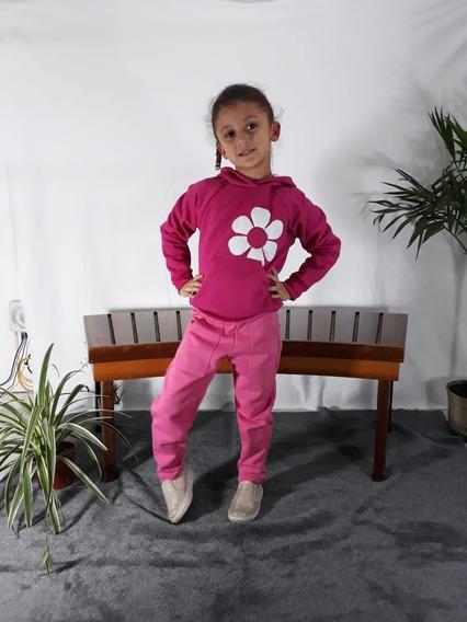 Blusa Canguru Infantil Feminina
