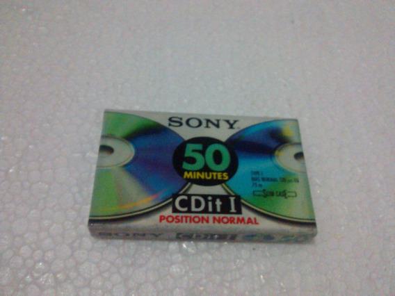 Fita Cassete Sony