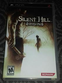 Silent Hill Origins (psp) | Midia Fisica