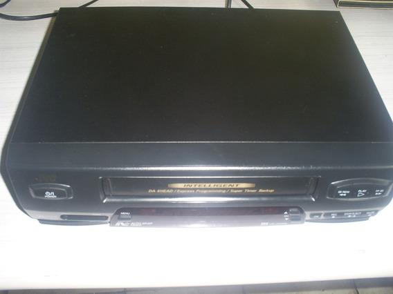 Video Casset Jvc Intelligent 4 Head - Leia Descrição
