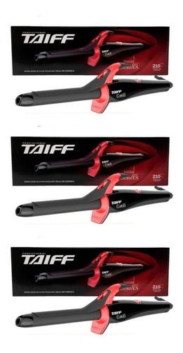 Taiff Curves Modelador 3/4 Bivolt (kit C/03)