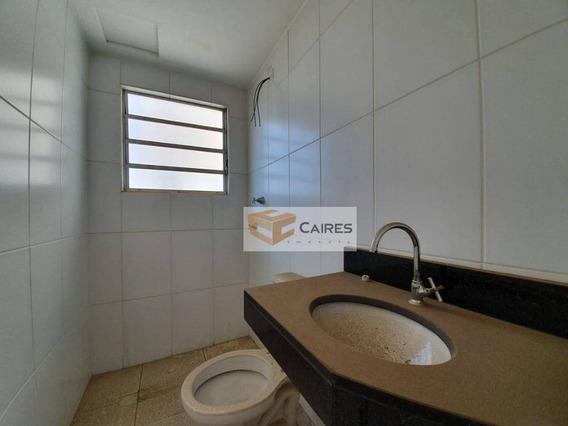 Apartamento À Venda Por R$ 270.000,00 - Vila Aurocan - Campinas/sp - Ap7050