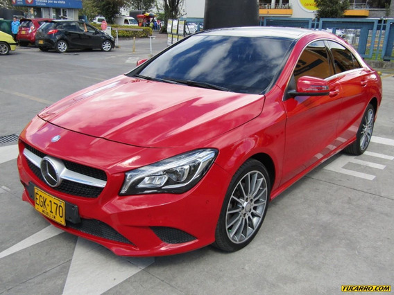 Mercedes Benz Clase Cla Urban Plus