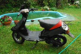 Scooter Yamaha Jog Cg 50 Cc - No Ciclomotor -