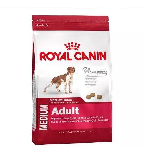 Royal Canin Adulto Mediano X 15 Kg