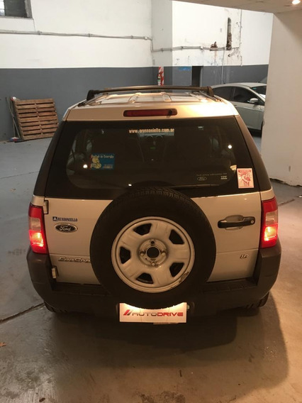 Ford Ecosport Xls 1.6 2007 Unica Por Su Estado !!!!!