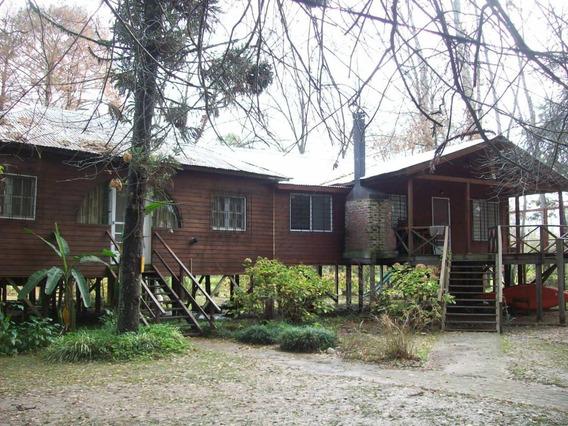 Casa Amplia Delta Tigre - Gran Parque - Frente A Arroyo