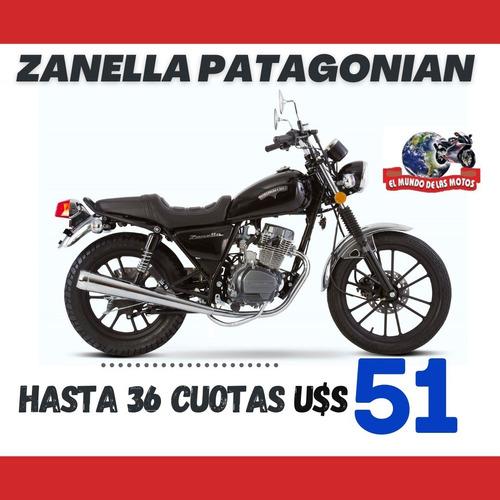 Zanella Patagonian 125 - Chopera /exclusive