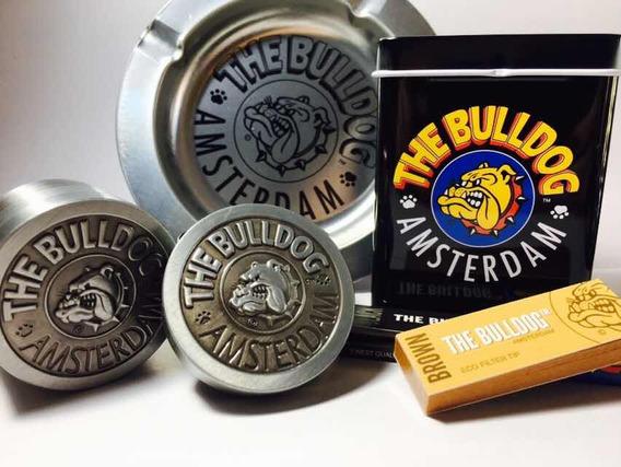Kit Bulldog Amsterdam Picador Tabaco Papeles Filtros Cigarre