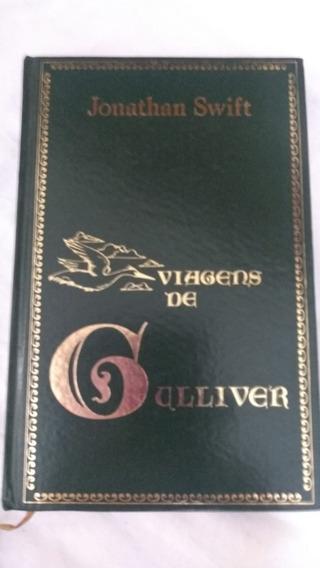 Livro - Viagens De Gulliver Jonathan Swift