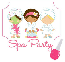 Eventos Infantiles- Spa Party