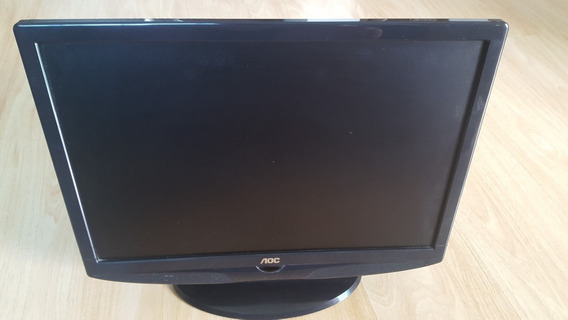 Tv Monitor 19 Aoc