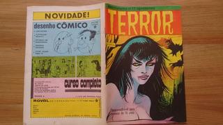 Revistas De Terror - 5 Revistas Antigas