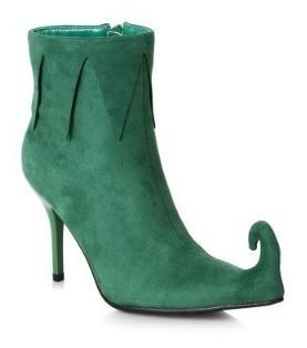 Botas Zapatos De Duende Zelda Navidad Para Damas 1