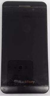 4° Blackberry Z30 Preto Com Defeito Sem Garantia