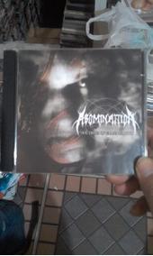 Cd Abominattion- Doutrine Of False Martyr