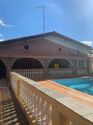 Chácara Com 5 Dormitórios À Venda, 1065 M² Por R$ 910.000,00 - Parque Dom Pedro Ii - Americana/sp - Ch0039
