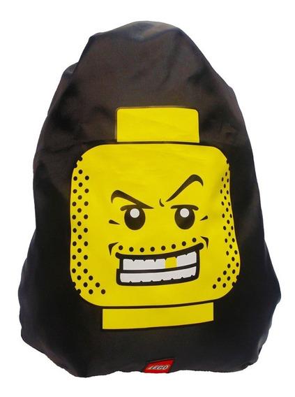 Bolsa Multiusos Lego Con Estampado De Un Lego Rudo