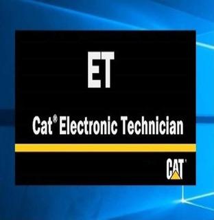 Caterpillar Electronic Technician (cat Et) 2019a Online *tm*