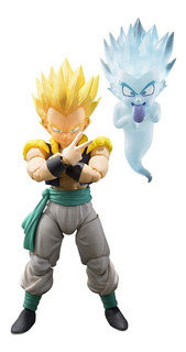 Dragon Ball Z Super Saiyan Gotenks S.h. Figuarts (original)