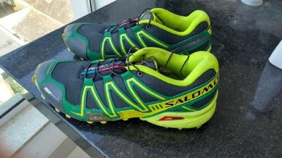 Tenis Salomon Speedcross 3 - Trail Run - Tamanho 42