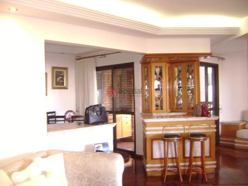 Apartamento Residencial Para Venda E Locação, Anália Franco, São Paulo - Ap6378. - Af11713