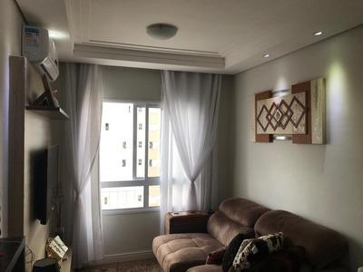 Apartamento Em Chácara Das Nações, Valinhos/sp De 49m² 2 Quartos À Venda Por R$ 270.000,00 - Ap252150