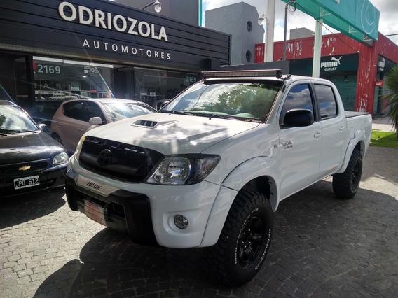 Toyota Hilux 2011 Dc 4x4 Sr 3.0tdi