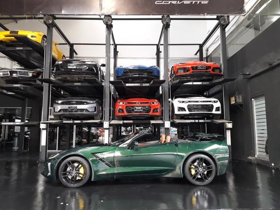 Chevrolet Corvette 6.2 Convertible Stingray V8/ At