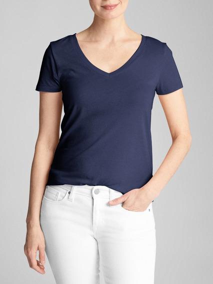 Camiseta Feminina Gap Original Tam M