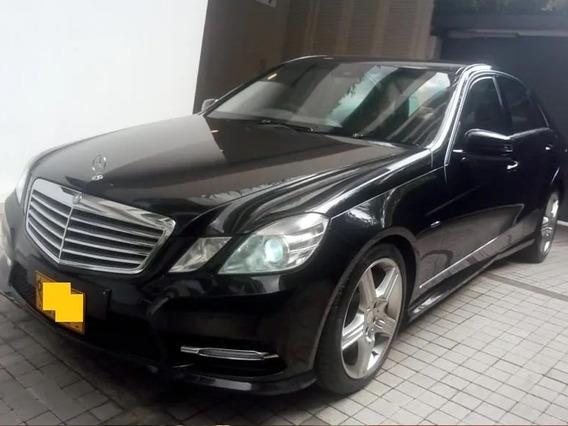 Mercedes Benz E500 Blindado