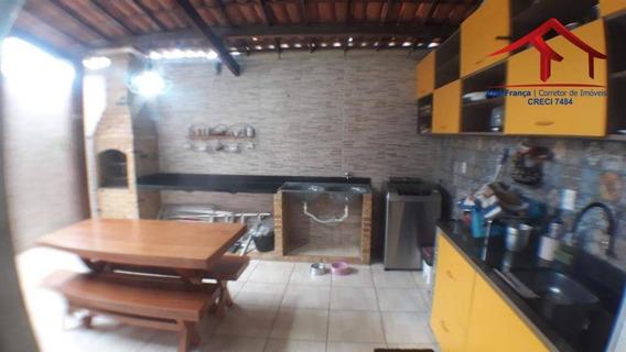 Casa Com 3 Dormitórios 02 Vagas Para Alugar Maraponga - Fortaleza/ce - Ca0087
