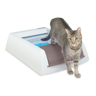 Petsafe Scoopfree Self-cleaning Cat Litter Box, Automatic Wi