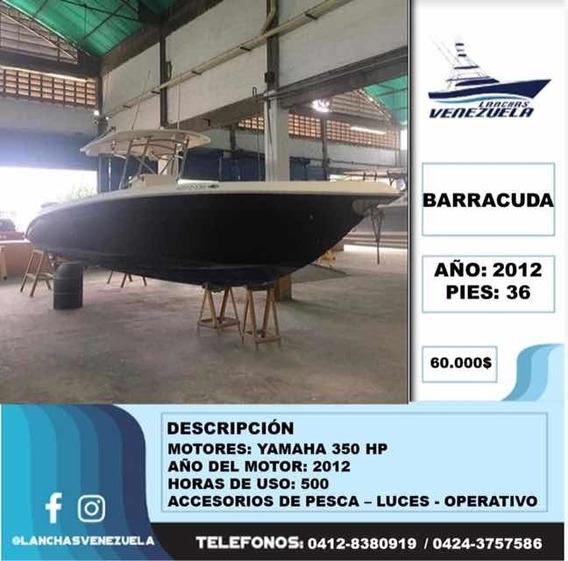 Lancha Barracuda 36 Lv06