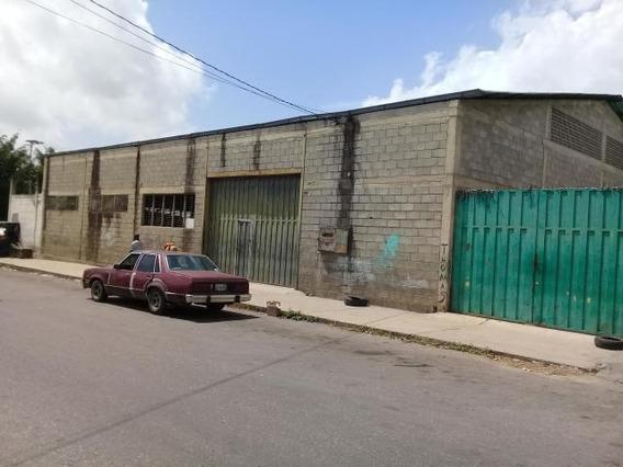 Venta De Galpon En Zona Industrial, Lara