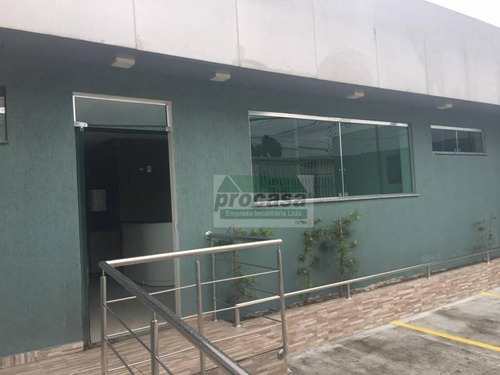 Ponto À Venda, 100 M² Por R$ 700.000,00 - Cidade Nova - Manaus/am - Pt0056