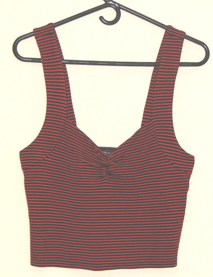 Top Crop Juvenil, Forever 21