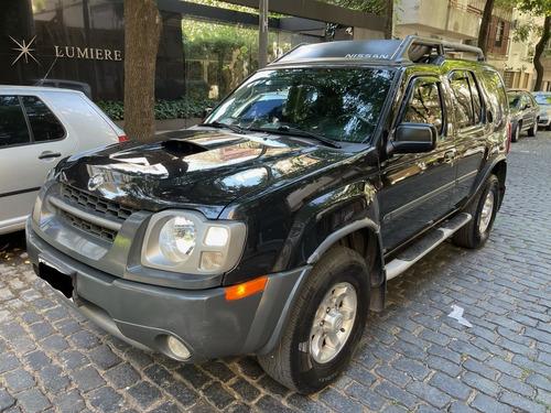 Nssan X-terra Camioneta Xterra 2.8 Tdi Diesel Permuto