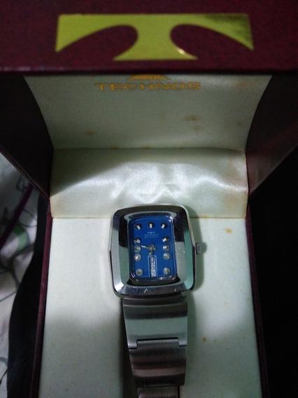 Relógio Technos Swiss Eta Exclusivo De Coleção