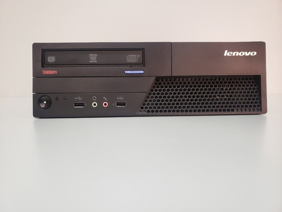 Cpu Lenovo Thinkcentre M58p Ddr3 + Monitor 19