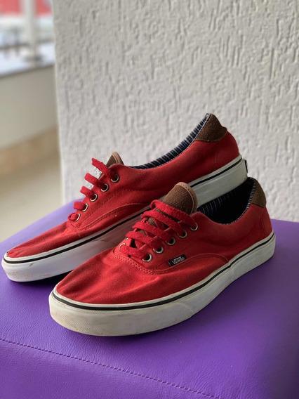 Tênis Vans Red