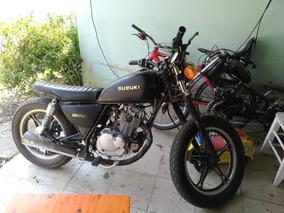 Suzuki Gn 125f Custom