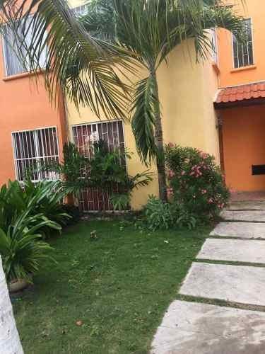 Casa En Renta Lunaah, Balam Tun