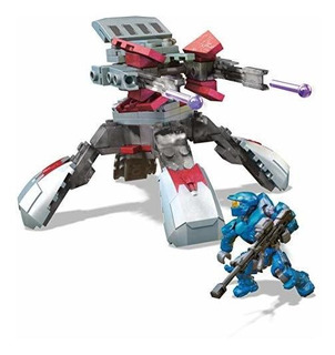 Mega Construx Halo Misión Alterna, Banished Turret