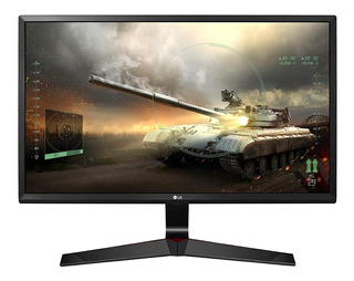 "Monitor LG 27MP59G-P led 27"" negro 110V/220V"