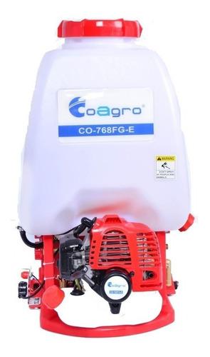 Fumigadora A Motor Coagro 25 Lts De Espalda