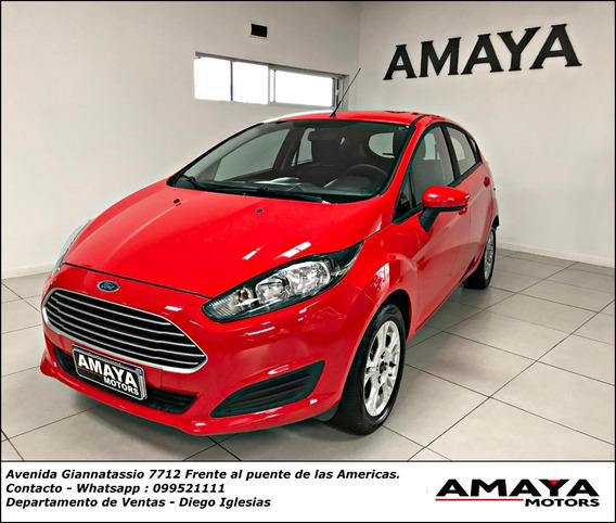 Ford Fiesta Cero Km 1.6 S Plus 2018 !! Amaya Motors